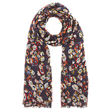 Buy Jigsaw Cecil Scarf, Multi Online at johnlewis.com