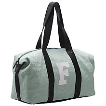 Buy French Connection Florrie Shoulder Bag, Blue Online at johnlewis.com