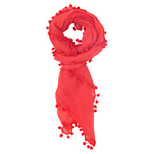 Buy French Connection Pheobe Scarf, Souk Sunrise Online at johnlewis.com