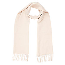 Buy Planet Pashmina Scarf, Champagne Online at johnlewis.com