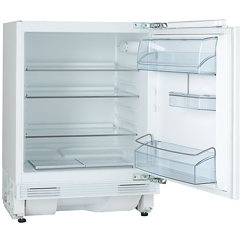 Buy John Lewis JLBIUCL05 Integrated Undercounter Larder Fridge, A++ Energy Rating, 60cm Wide Online at johnlewis.com