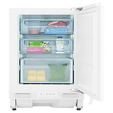 Buy John Lewis JLBIUCFZ01 Integrated Freezer, A+ Energy Rating, 60cm Wide Online at johnlewis.com