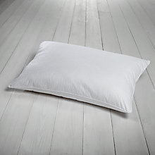 Buy John Lewis Anti Allergy Pillow, Medium/Firm Online at johnlewis.com