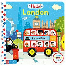 Buy Hello! London Book Online at johnlewis.com