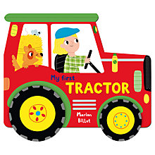 Buy Whizzy Wheels: My First Tractor Book Online at johnlewis.com