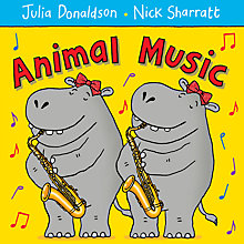 Buy Animal Music Book Online at johnlewis.com