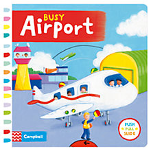 Buy Busy Airport Board Book Online at johnlewis.com