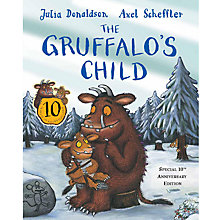 Buy The Gruffalo's Child Book: 10th Anniversary Edition Online at johnlewis.com