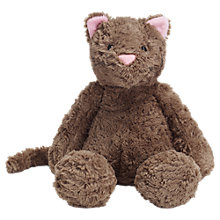 Buy Manhattan Toy Carly Cat. Large Online at johnlewis.com