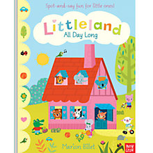Buy Littleland All Day Long Book Online at johnlewis.com