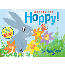 Buy Hooray For Hoppy! Book Online at johnlewis.com