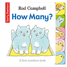 Buy How Many? A First Numbers Book Online at johnlewis.com