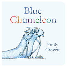 Buy Blue Chameleon Book Online at johnlewis.com