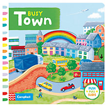 Buy Busy Town Board Book Online at johnlewis.com