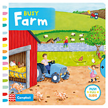 Buy Busy Farm Board Book Online at johnlewis.com