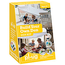 Buy PL-UG Build Your Own Den Kit, Small Online at johnlewis.com