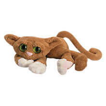 Buy Manhattan Toy Lanky Cat Goldie Online at johnlewis.com