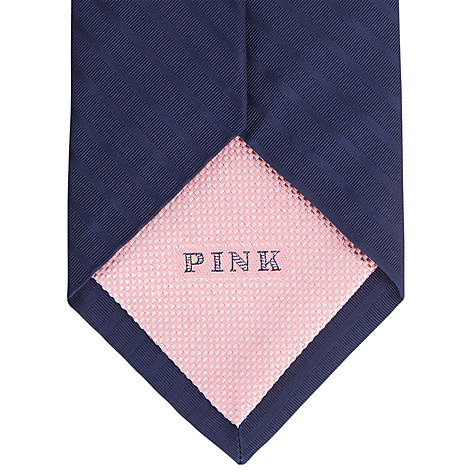 Buy Thomas Pink Waltham Stripe Tie, Navy Online at johnlewis.com