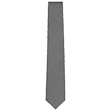 Buy Reiss Cag Monochrome Print Tie Online at johnlewis.com