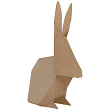 Buy Decopatch Origami Rabbit Online at johnlewis.com