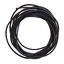 Buy John Lewis Wax Cord, 1mm x 2m Online at johnlewis.com