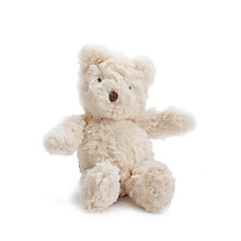 Buy Ragtales Darcy Teddy Bear, Mini Online at johnlewis.com