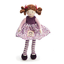 Buy Ragtales Tilly Rag Doll Online at johnlewis.com