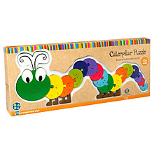 Buy Orange Tree Caterpillar Alphabet Puzzle Online at johnlewis.com