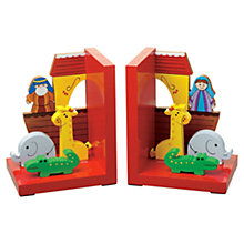 Buy Orange Tree Noah's Ark Bookends Online at johnlewis.com