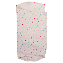 Buy Grobag Butterfly Baby Swaddling Blanket, Multi Online at johnlewis.com