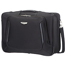 Buy Samsonite Xblade 2.0 Bi-fold Garment Carrier, Black Online at johnlewis.com