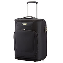 Buy Samsonite Spark 2-Wheel 55cm Garment Case, Black Online at johnlewis.com