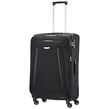 Buy Samsonite Xblade 2.0 4-Wheel 72cm Large Suitcase, Black Online at johnlewis.com