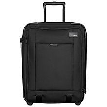 Buy T-Tech by Tumi Network 2-Wheel 56cm Cabin Suitcase, Black Online at johnlewis.com