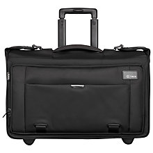 Buy T-Tech by Tumi 2-Wheel Suit and Garment Bag, Black Online at johnlewis.com
