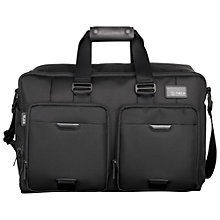 Buy T-tech By Tumi Soft Carry-on Holdall, Black Online at johnlewis.com