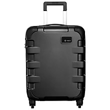 Buy T-Tech by Tumi Cargo Continental 4-Wheel 56cm Cabin Suitcase, Black Online at johnlewis.com