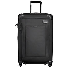 Buy T-Tech by Tumi Network 4-Wheel 67.5cm Medium Suitcase, Black Online at johnlewis.com