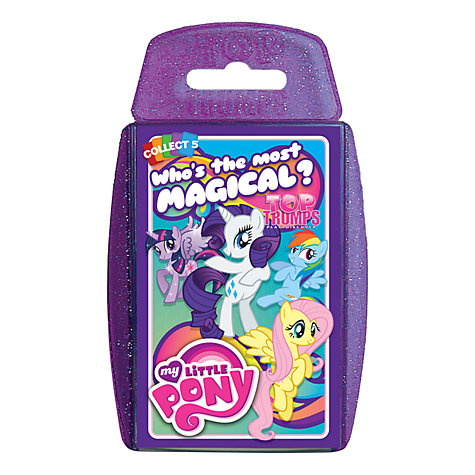 Buy Top Trumps My Little Pony Online at johnlewis.com