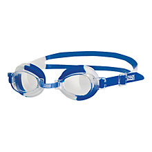 Buy Zoggs Little Swirl Junior Swimming Goggles Online at johnlewis.com