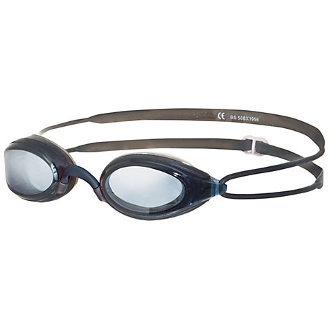 Buy Zoggs Fusion Air Junior Swimming Goggles, Grey Online at johnlewis.com
