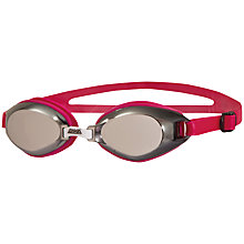 Buy Zoggs Zena Swimming Goggles, Pink Online at johnlewis.com