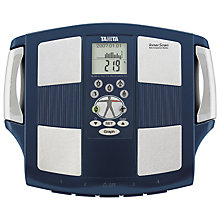 Buy Tanita BC-545N Segmental Body Composition Monitor, Blue Online at johnlewis.com