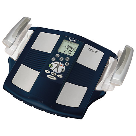 Buy Tanita BC-545 Segmental Body Composition Monitor, Blue Online at johnlewis.com