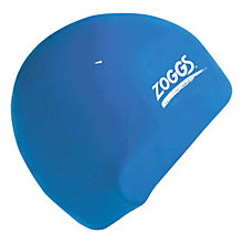 Buy Zoggs Easy Fit Silicone Swimming Cap Online at johnlewis.com