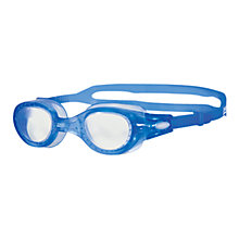 Buy Zoggs Phantom Swimming Goggles, Blue Online at johnlewis.com