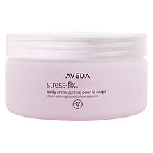 Buy AVEDA Stress Fix Body™ Creme, 200ml Online at johnlewis.com