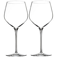 Buy Waterford Elegance Cabernet Sauvignon Wine Glass Online at johnlewis.com