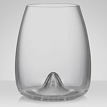 Buy Waterford Elegance Stemless Wine Glasses, Set of 2 Online at johnlewis.com