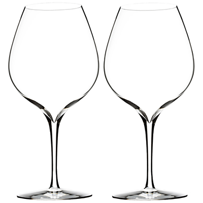 Waterford Elegance Merlot Wine Glasses, Set of 2